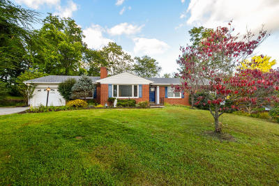 Roanoke County Single Family Home For Sale: 2142 Pelham Dr