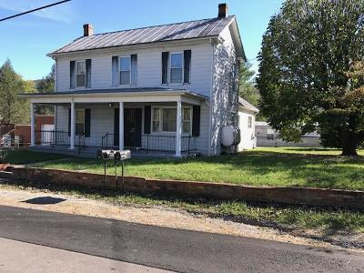 Botetourt County Single Family Home For Sale: 239 2nd St