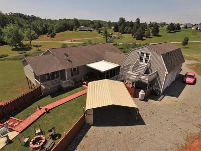 Franklin County Single Family Home For Sale: 67 Nicole Dr