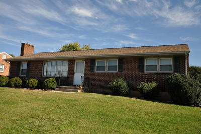 Roanoke Single Family Home For Sale: 5735 Capito St