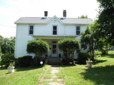 Franklin County Single Family Home For Sale: 210 East Court St