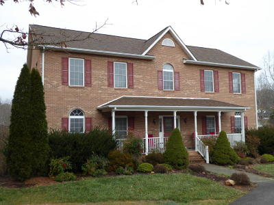 Franklin County Single Family Home For Sale: 70 Holly Knoll Dr