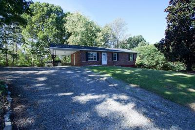 Franklin County Single Family Home For Sale: 361 Power Dam Rd