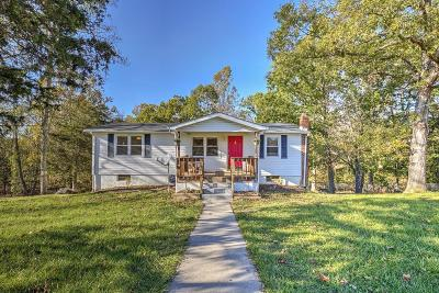 Troutville Single Family Home For Sale: 503 Tucker Rd