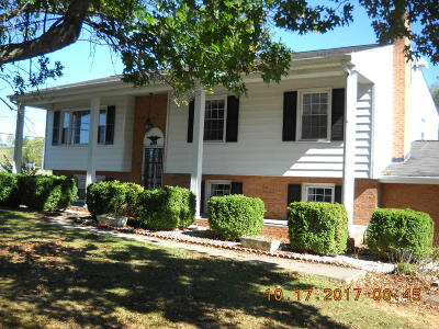 Daleville VA Single Family Home For Sale: $194,950