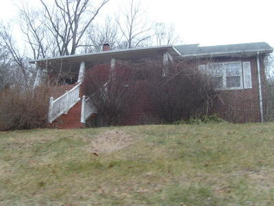 Franklin County Single Family Home For Sale: 234 Winding Way Rd