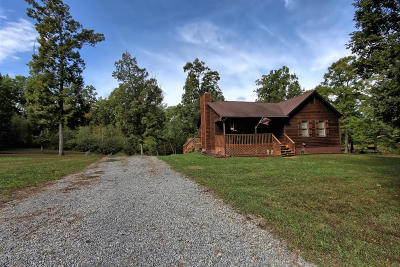 Bedford Single Family Home For Sale: 1803 Quaker Church Rd