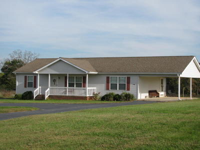 Pittsylvania County Single Family Home For Sale: 6348 Blue Ridge Dr