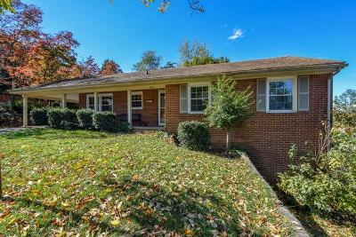 Single Family Home For Sale: 2227 Hunters Rd SW
