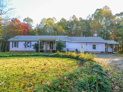 Franklin County Single Family Home For Sale: 4018 Providence Church Rd