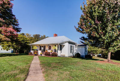 Franklin County Single Family Home For Sale: 970 Scuffling Hill Rd