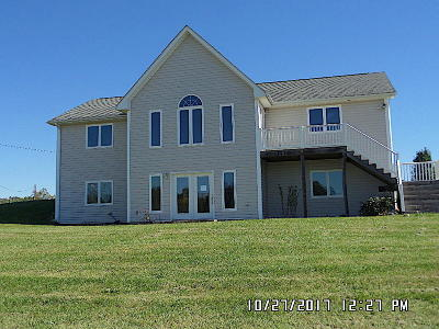 Franklin County Single Family Home For Sale: 7208 Grassy Hill Rd