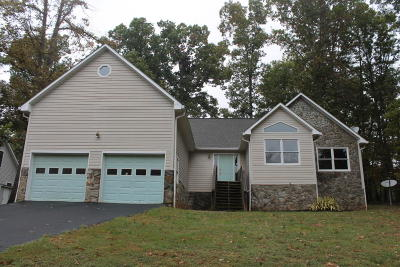 Bedford County Single Family Home For Sale: 250 Stripers Ln