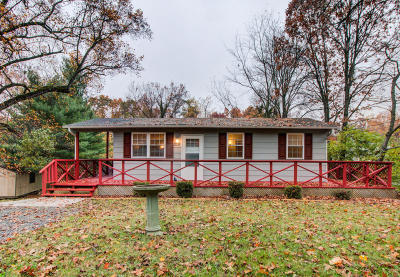 Single Family Home For Sale: 4641 Buck Mountain Rd