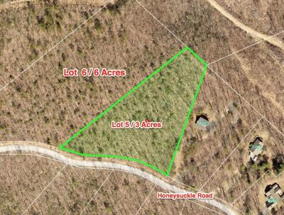 Roanoke County Residential Lots & Land For Sale: Honeysuckle Rd