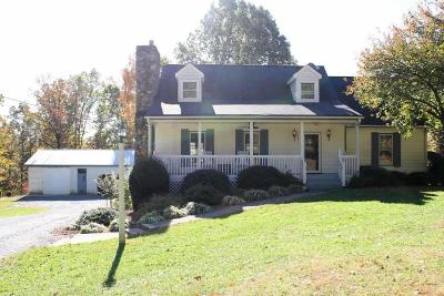 Bedford County Single Family Home For Sale: 2183 Eagle Point Rd