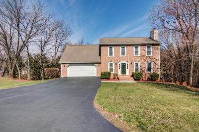 Roanoke County Single Family Home For Sale: 102 Apple Ln