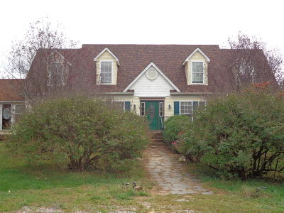 Bedford County Farm For Sale: 11356 Dickerson Mill Rd
