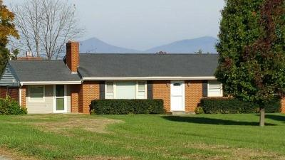 Bedford County Single Family Home For Sale: 8189 Virginia Byway