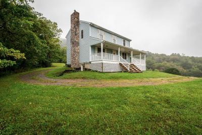 Botetourt County, Roanoke County Farm For Sale: 1020 Docs Way