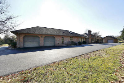 Single Family Home For Sale: 1249 Shawnee Trl