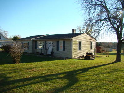 Botetourt County Single Family Home For Sale: 2227 Old Fincastle Rd