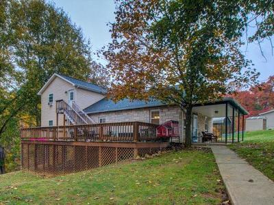 Troutville Single Family Home For Sale: 343 Ridge Rd