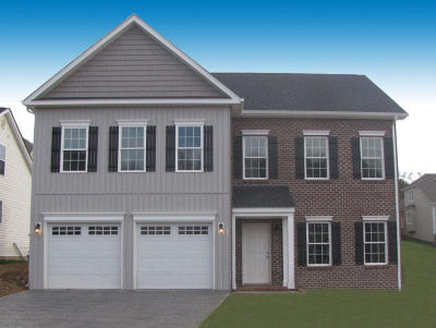 Roanoke County Single Family Home For Sale: 7919 Carriage Park Dr