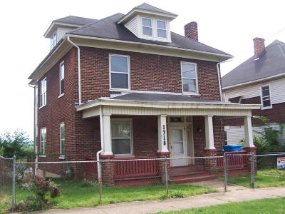 Single Family Home For Sale: 1718 Patterson Ave