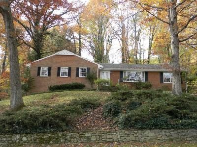 Roanoke VA Single Family Home For Sale: $235,000