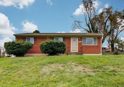 Roanoke City County Single Family Home For Sale: 3761 Rolling Hill Ave NW