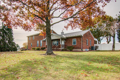 Roanoke County Single Family Home For Sale: 7920 Carvin St