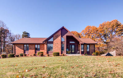 Troutville Single Family Home For Sale: 277 Carriage Ln