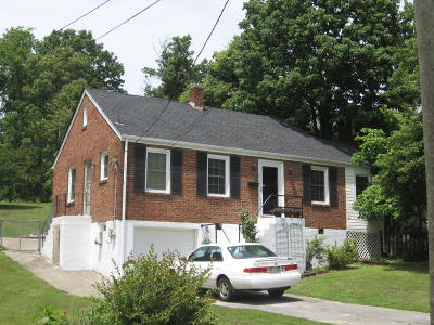 Roanoke Single Family Home For Sale: 3019 Fleetwood Ave SW