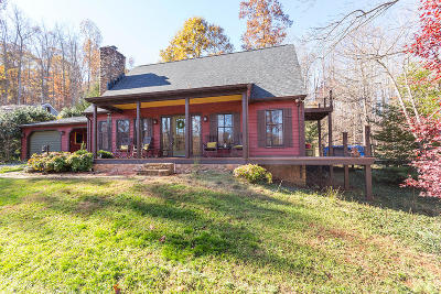 Franklin County Single Family Home For Sale: 455 Windsor Point Dr