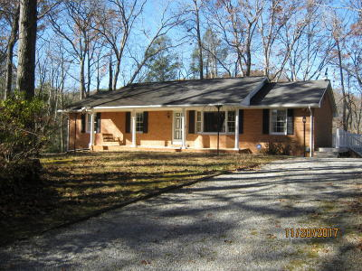 Bedford County Single Family Home For Sale: 403 West Beaver Dam Ct