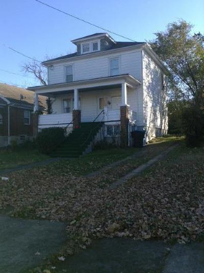 Roanoke Multi Family Home For Sale: 1120 Rugby Blvd NW