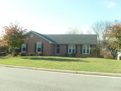 Vinton Single Family Home For Sale: 422 Sunflower Dr
