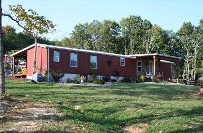 Bedford County Single Family Home For Sale: 1076 Bobblett Gap Rd