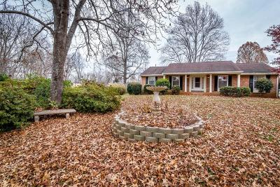 Bedford Single Family Home For Sale: 1412 Oak Hill Ln