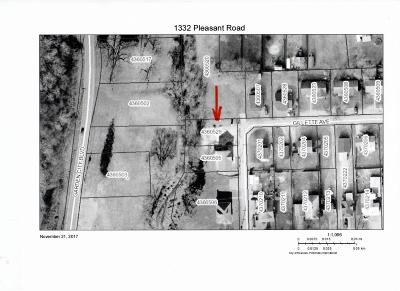 Roanoke Residential Lots & Land For Sale: 1332 Pleasant Rd SE