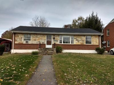 Roanoke Single Family Home For Sale: 430 Fieldale Rd NE