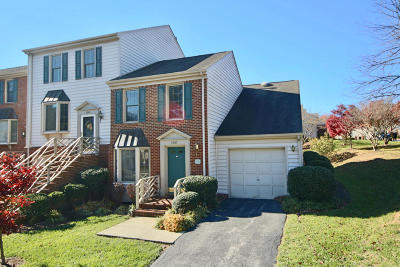 Roanoke Attached For Sale: 4707 Wembley Pl SW