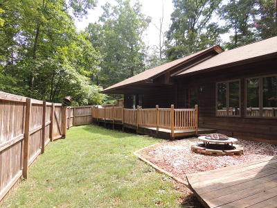 Boones Mill Single Family Home For Sale: 85 Woodglen Dr