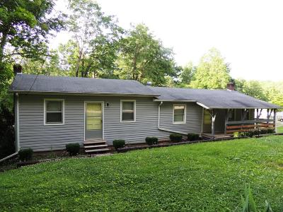 Boones Mill Single Family Home For Sale: 181 Woodglen Dr