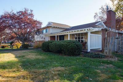 Salem Single Family Home For Sale: 612 Crestwood Dr