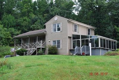 Salem Single Family Home For Sale: 3142 Clayview Cir