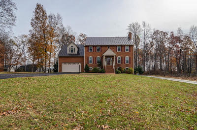 Bedford County Single Family Home For Sale: 215 London Downs Dr