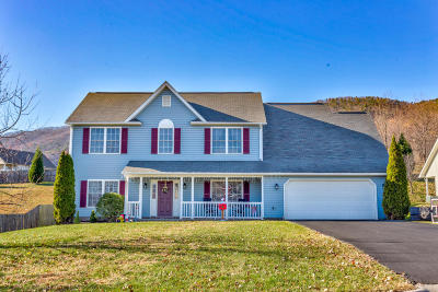 Single Family Home For Sale: 5810 Fieldview Dr