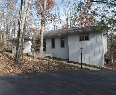 Roanoke Single Family Home For Sale: 5271 Hunting Hills Dr